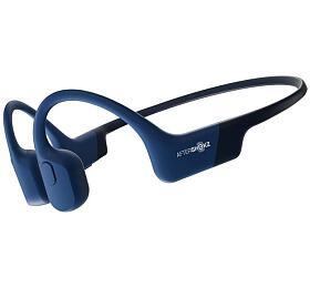AfterShokz Aeropex, Bluetooth sluchátka před uši, modrá