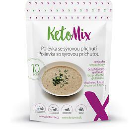 KetoMix Proteinová polévka sesýrovou příchutí 300 g