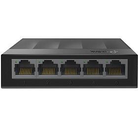 TP-Link LS1005G 5xGigabit Desktop Switch Fanless
