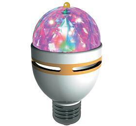 RGB LED žárovka Light Party, V86383, E27 CONRAD