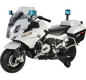 BEC 6021 El. motorka BMW RT-P Buddy toys