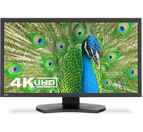 "NEC 31,5"" PA311D -IPS W-LED/4096x2160/1400:1/8ms/350cd/2xDP/USB-C/2xHDMI/USB/černý"
