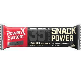 Power System Protein Bar 35% Yoghurt 45g