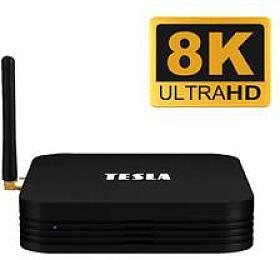 TESLA MediaBox X500 -8K HDR multimediální přehrávač