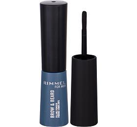 Rimmel London For Men, 0,7 ml, odstín 004 Soft Black