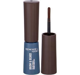 Rimmel London For Men, 0,7 ml, odstín 003 Dark Brown