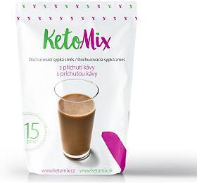 KetoMix příchuť kekoktejlu -káva -45 g
