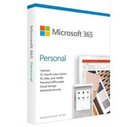 Office 365 Personal ENG