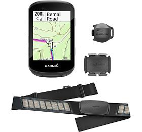 GARMIN GPS cyklocomputer Edge 530 PRO Sensor Bundle