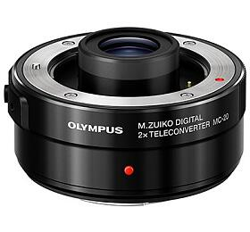 Olympus MC-20 pro objektivy 40-150mm PRO a300mm PRO