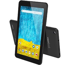 "UMAX tablet PCVisionBook 7APlus/ 7""IPS/ 1024x600/ RK3326/ 2GB/ 16GB Flash/ micro USB/ microSD/ Android 9.0 Pie/ černý"