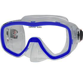 Potápěčská maska CALTER SENIOR 141P Ostatní, modrá