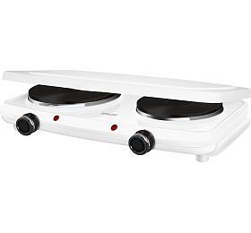 SCP 2271WH-EUE3 vařič dvouplot. Sencor