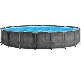 Marimex bazén Florida Premium Greywood PRISM 5,49x1,22 m+ filtrace apříslušenství