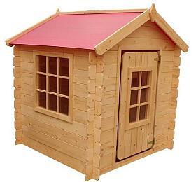 Marimex domeček dětský dřevěný Vilemína