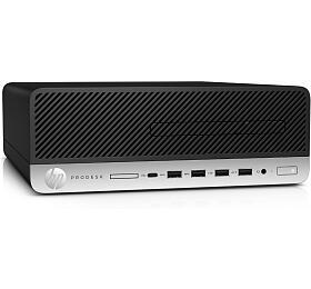 HP ProDesk 405 G4/ SFF/ Ryzen 3Pro 2200G/ 4GB DDR4/ 128GB SSD/ RXVega 8/DVD-RW/ W10P +kbd,myš