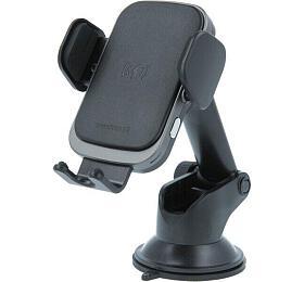 Swissten S-GRIP W2-HK3 sbezdrátovým nabíjením, černý