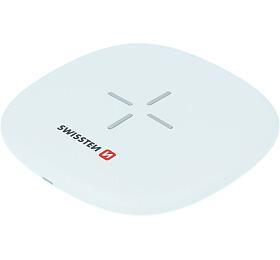 Swissten WIRELESS 10W BÍLÁ