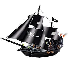 COBI 6016 PIRÁTI Pirátská loď 400 k3 f