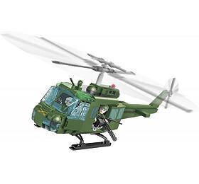 COBI 2232 Small Army Air Cavalry UH, 410 k,2 f
