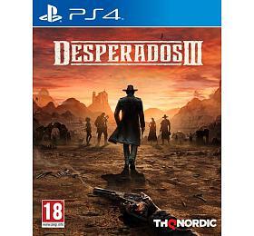 PS4 -Desperados 3