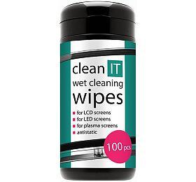 CLEAN ITmokré naLCD/TFT 100ks