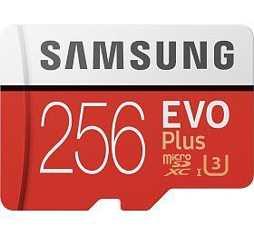 Samsung EVO Plus +SD adaptér