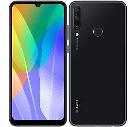 Huawei Y6P DualSIM gsm tel. Midnight Black