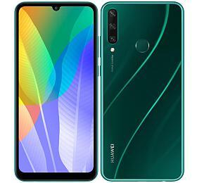 Huawei Y6P DualSIM gsm tel. Emerald Green