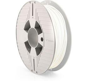 VERBATIM 3DPrinter Filament PMMA DURABIO 2.85mm, 60m, 500g white