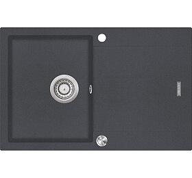 Concept DG10C45dg Cubis granitový tmavě šedý