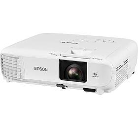 EPSON EB-W49, 3800 Ansi,WXGA,16:10