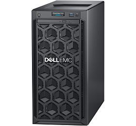 DELL PowerEdge T140/ Xeon E-2224/ 16GB/ 2x2TB 7.2k NLSAS/ H330+/ DVDRW/ 2xGLAN/ iDRAC 9Basic/ 3YBasic on-site