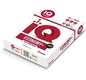 IQ ECONOMY+ papír A4, 80g/m2, 1x500listů -VYSOKÁ KVALITA, VYSOKÁ BĚLOST