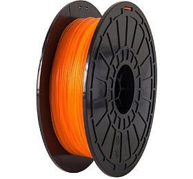 Tisková struna GEMBIRD, PLA PLUS, 1,75mm, 1kg, oranžová