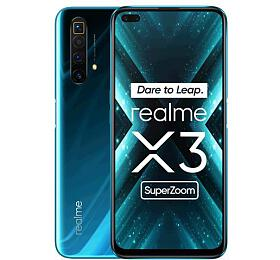 Realme X3SuperZoom DualSIM 12+256GB gsm tel. Glacier Blue