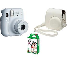 Fujifilm INSTAX MINI 11BIG BUNDLE -Ice White
