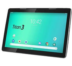 """Hannspree Tablet HANNSPAD TITAN 3,13,3"""" FullHD, Octa Core 1.5GHz, 16GB, 2GB RAM, mHDMI, Bluetooth, Android 9"""