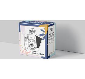 Fujifilm INSTAX MINI 11+ 10SHOTS -Ice White