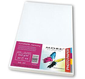 Fotopapír 50list,210g/m2,glossy,1str,Ink Jet