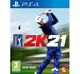 PS4 -PGA Tour 2K21