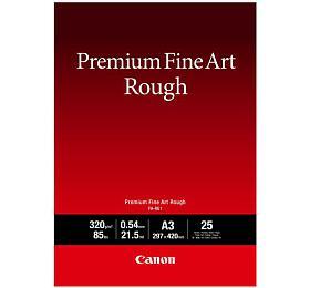 Canon fotopapír Premium FineArt Rough A325 sheets