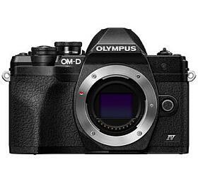 Olympus E-M10 Mark IVbody black