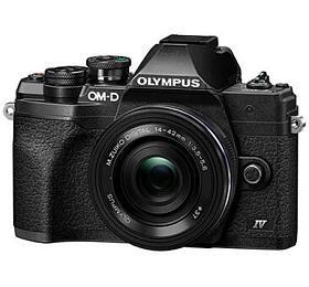 Olympus E-M10 Mark IV14-42 EZkit black/black