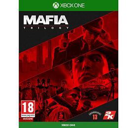 Mafia Trilogy hra XONE 2KGAMES