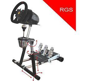 RGS Modul -upgrade, přídavný stojan pro řadící páku Thrustmaster, nebo Logitech, lehce poškozený obal