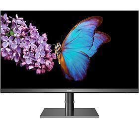 """MSI monitor Creator PS321QR, 32"""" /2560 x1440/IPS/1ms/1000:1/400cd /m2 /HDMI/DP/TypeC/USB/čtečka karet"""