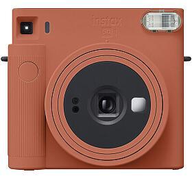 Fujifilm INSTAX SQ1 +10 SHOT -Terracotta Orange