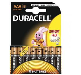 DURACELL Basic AAA 2400 8ks