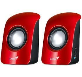Genius SP-U115 2.0 -červené